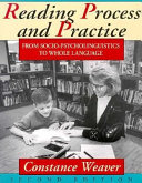 Reading Process and Practice Book PDF