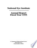 Annual Report   National Eye Institute