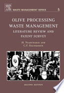 Olive Processing Waste Management