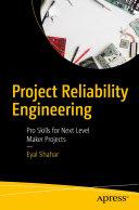 Project Reliability Engineering [Pdf/ePub] eBook