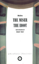 Pdf The Miser/The Idiot Telecharger