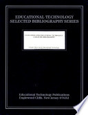 Evaluation and Educational Technology