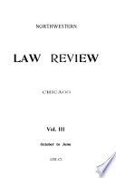 The Northwestern Law Review