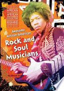 Awesome African-American Rock and Soul Musicians