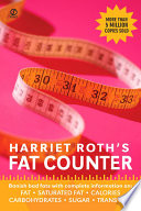 Harriet Roth s Fat Counter  Revised Edition