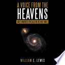 A Voice from the Heavens Book