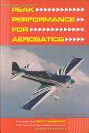 Peak Performance For Aerobatics