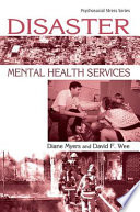 Disaster Mental Health Services Book
