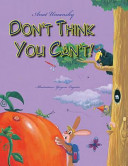 Don t Think You Can t  Book