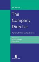 The Company Director