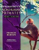 The Multimedia Guide to the Non human Primates Book