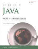 Cover of Core Java, Volume II--Advanced Features