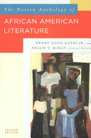 The Norton Anthology Of African American Literature Book PDF