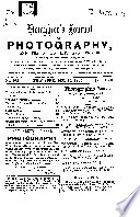 Humphrey's Journal of Photography and the Allied Arts and Sciences