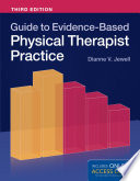 """""""Guide to Evidence-Based Physical Therapist Practice"""" by Dianne V. Jewell"""
