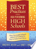 Best Practices From High Performing High Schools Book PDF