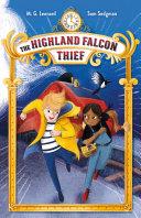 Pdf The Highland Falcon Thief: Adventures on Trains #1