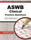 Aswb Clinical Exam Practice Questions Book