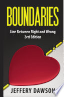 Boundaries Line Between Right And Wrong