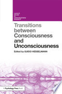 Transitions Between Consciousness And Unconsciousness Book PDF