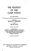 The politics of the coup d'état