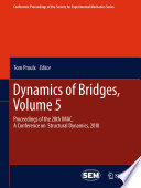 Dynamics Of Bridges Volume 5 Book PDF