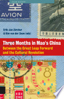 Three months in Mao s China