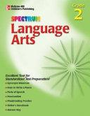 Spectrum Language Arts  Grade 2