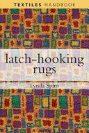 Latch-hooking Rugs