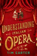 Pdf Understanding Italian Opera Telecharger