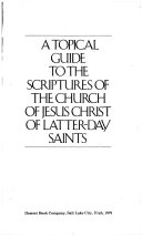 Topical Guide to the Scriptures