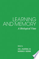 Learning and Memory Book