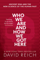 Who We Are and How We Got Here [Pdf/ePub] eBook