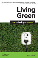 Living Green  The Missing Manual
