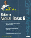 Peter Norton's Guide to Visual Basic 6