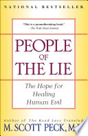 """People of the Lie"" by M. Scott Peck"