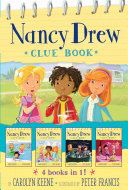 Nancy Drew Clue Book 4 books in 1
