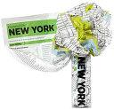 뉴욕(New York)(구겨쓰는 도시 지도)