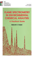 Flame Spectrometry in Environmental Chemical Analysis