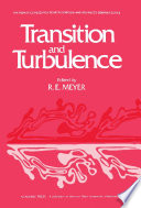 Transition and Turbulence