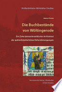 Die Buchbestände von Wöltingerode