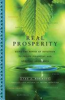 Real Prosperity