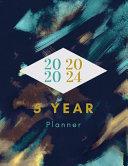 2020 2024 5 Year Planner