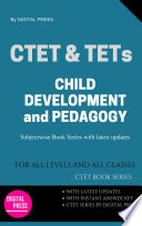 DP's CTET SERIES: PEDAGOGY AND CHILD DEVELOPMENT MANUAL