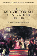 The Mid-Victorian Generation