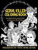 Serial Killer Coloring Book