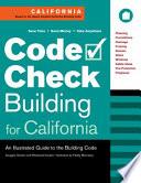 Code Check Building for California