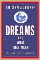 The Complete Book of Dreams and What They Mean ebook
