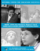 NAEP 1994 U S  history report card   findings from the National Assessment of Educational Progress