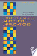 Latin Squares and Their Applications